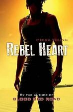 Rebel Heart (Dustlands), Young, Moira, Very Good condition, Book