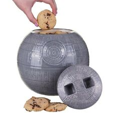 Ufficiale Star Wars Death Star DESIGN CERAMICA COOKIE JAR Biscotto TIN-Boxed VII