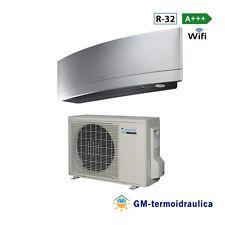 Condizionatore Inverter Daikin 7000 Btu Emura Silver FTXJ20MS Wi-Fi R-32 A+++