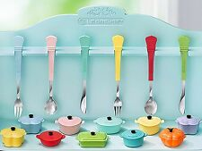 Hong Kong 7-11 7-Eleven X Le Creuset La Petite Collection Dining Utensils Set