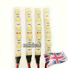 4 X 10CM WHITE 5050 WATERPROOF IP65 LED STRIP LIGHTS DC12V CARAVAN CAMPING CAR