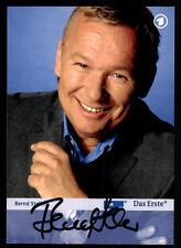 Bernd Stelter Autogrammkarte Original Signiert +55493
