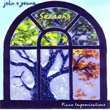 John E Young-Seasons  CD NEW