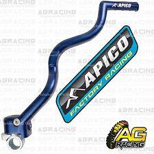 Apico Blue Kick Start Kick Starter Lever Pedal For Kawasaki KXF 450 2008-2015