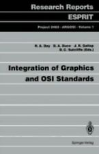Integration of Graphics and Osi Standards 1 (1993, Paperback)