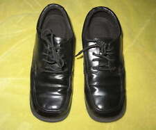 SONOMA Black Dress Tie SHOES Men Boys Sz 6 Med Worn Handful of Times Zak