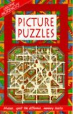 Usborne Hotshots: Picture Puzzles by Alastair Smith (1997, Paperback)
