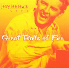 "Jerry Lee Lewis  ""Great Balls Of Fire"" Live 2001 Laserlight"