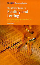 The Which? Guide to Renting and Letting,GOOD Book