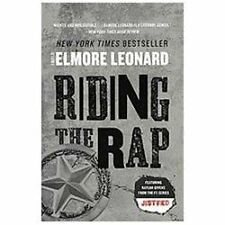 BUY 2 GET 1 FREE Riding the Rap : A Novel by Elmore Leonard (2012 Paperback)