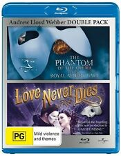 Love Never Dies [2011] (The Australian Production)  +  Phantom of the Opera (201
