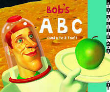 BOB'S ABC: (AND D TO Z TOO!) by Simon Bartram : WH1-R1E : HB 577 : NEW BOOK