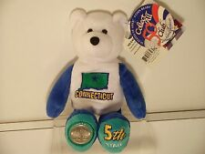 STATE OF CONNECTICUT COIN BEAR LIMITED TREASURES