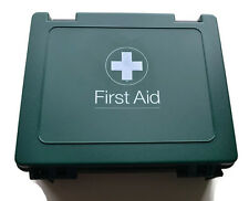 EMPTY Medium First Aid Kit Case Box with Bracket