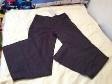 Brand New �� Ojey Pants With Leather Trimming Size 8 RRP $149