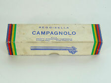 1960's Campagnolo seatpost Box Vintage Road Racing Bicycle White SPA