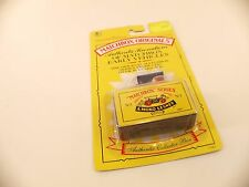 Matchbox series n°1 Aveling Barford road Roller A Moko Lesney réedition neuf