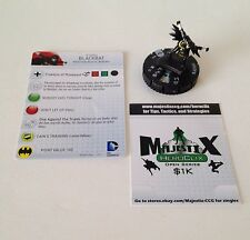 Heroclix Batman set Blackbat (Cassandra Cain) #010 Common figure w/card!