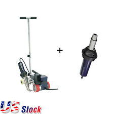 RW3400 Roofing Hot Air Welder AC220V Roofer for Tarpaulins Banners+Gun US STOCK