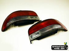 "GENUINE Subaru Impreza GC8 Saloon STI ""Kouki"" Clear Rear Lights (P1 JDM WRX RA)"