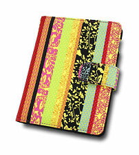 Lente Designs® Amazon Kindle Voyage folio cover / case in 'Tutti Frutti' fabric