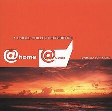VARIOUS ARTISTS  -  @HOME @SUNRISE: A UNIQUE CHILLOUT EXPERIENCE - CD, 2001
