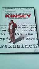 "DVD ""KINSEY"" BILL CONDON LIAM NEESON LAURA LINNEY PETER SARSGAARD TIM CURRY"