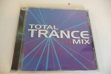 TOTAL TRANCE MIX CD STEVE GIBBS ECHOPLEX LEAMA GTR SUNSCREEM ALTITUDE...
