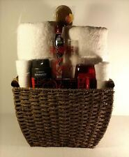 Tranquility Gift Relaxation Spa Basket for Two
