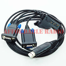 USB programming cable for Motorola Jedi radio HT1000 XTS3000 XTS3500 MTS2000