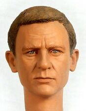 1:6 Custom Head Daniel Craig as James Bond in Casino Royale or Quantum of Solace