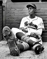 Satchel Paige #2 Photo 8x10 - Cleveland Indians