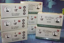 8 BOXES TE CHINO del DR MING 240 BAGS,slimming detox slimming tea colon cleanse