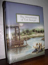 The Adventures of Tom Sawyer - Mark twain First Edition Library (HC,DJ,NEW)