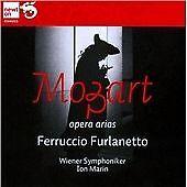 Ferruccio Furlanetto,Ferruccio Furlanetto,Weiner Symphoniker : Mozart: Bass Aria