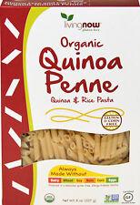 Now Foods QUINOA PENNE PASTA GF ORG  8 OZ