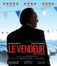 NEW Le Vendeur The Salesman (Blu-ray Disc, 2012, Canadian, French)