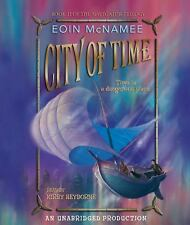 City of Time  The Navigator Trilogy  2008 by McNamee, Eoin 0739364782 Ex-library