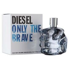 ONLY THE BRAVE BY DIESEL 4.2 OZ EDT SPRAY *MEN'S COLOGNE* NEW IN SEALED BOX
