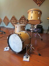 "CUSTOM LUDWIG CLASSIC MAPLE BOP KIT 18"", 12"", 14"" Yamaha HOOPS COLLECTIVE SOUL!!"