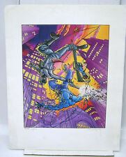 Defiant Comics MONGREL Limited ED #425 Lithograph Print By David Lapham (FF-359)