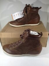 TIMBERLAND EARTHKEEPERS Womens Ballard Hiker Brown Casual Shoes Size 10 TM-10