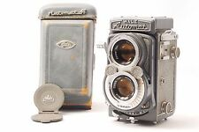 @ Shipped FREE in 24 Hours! @ Zunow 60mm f2.8!! @ Walz Automat 44 4x4 TLR Camera