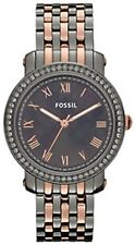 Fossil Emma Women's Stainless Steel Two-Tone Watch ES3115