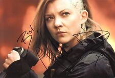NATALIE DORMER - orig. Autogramm - 20x30cm - Tribute von Panem, Game of Thrones