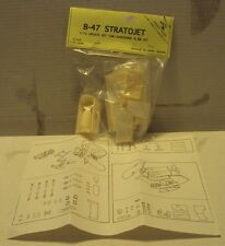 Eagle Talon 1/72 Boeing B-47 Stratojet USAF Resin/Metal Update Kit #ET602 Mint