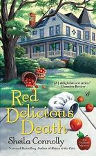 Red Delicious Death (An Orchard Mystery)-ExLibrary