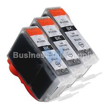 3 PGI-5 Black PGI-5 PGI-5BK Compatible Ink Cartridge for Canon Printer PGI-5 BK