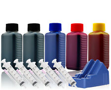 Nachfülltinte Drucker Tinte für CANON IP4950 MG5350 MG8150 MX885 + Resetter
