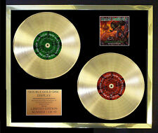 IRON MAIDEN FROM FEAR TO ETERNITY DOUBLE ALBUM CD GOLD DISC FREE POSTAGE!!